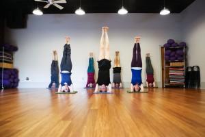 Sirsasana: Headstand
