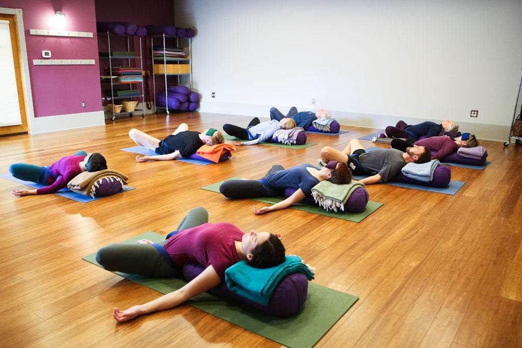 Gallery - The Yoga Room - Decorah, Iowa
